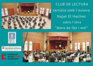 Club de Lectura Tertúlia Najat El Hachmi